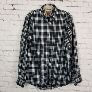 Michael Michael Kors| Plaid Button Down Shirt
